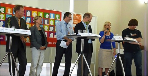 Podiumsdiskussion Lindenhof